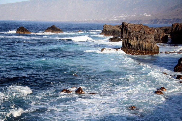 The El Golfo coastline on El Hierro | © Bjoern.Hoernitz