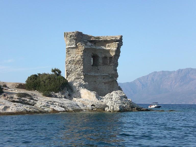 Tour de Mortella, Corsica | © COLLE M./WikiCommons