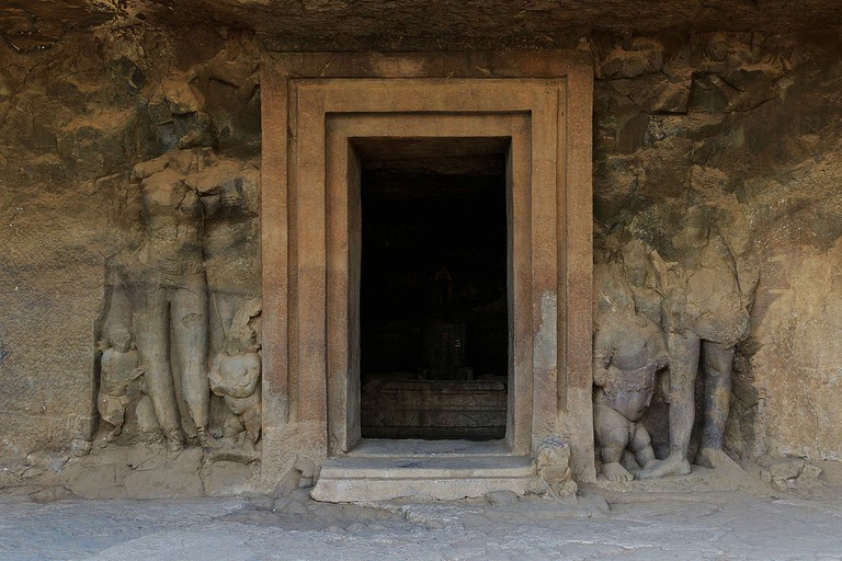 Elephanta caves | ©A.Savin/WikiCommons