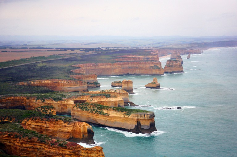 Twelve Apostles, Great Ocean Road, VIC | Courtesy of Tourism Australia