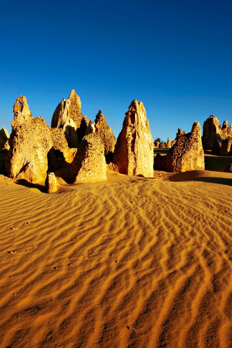 Pinnacles, WA | Courtesy of Tourism Western Australia