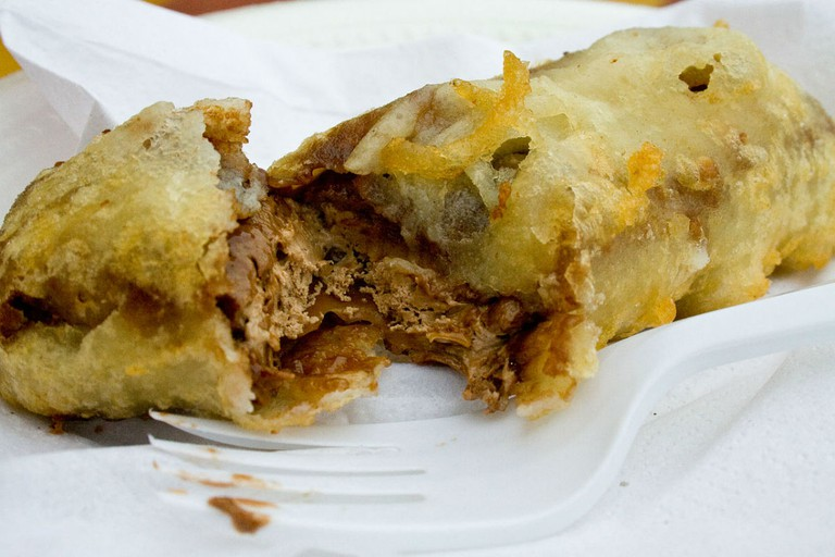 Deep Fried Mars Bar | © xian/WikiCommons
