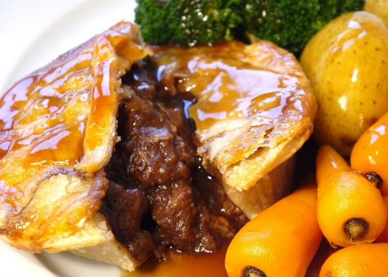 Steak Pie | © WikiCommons