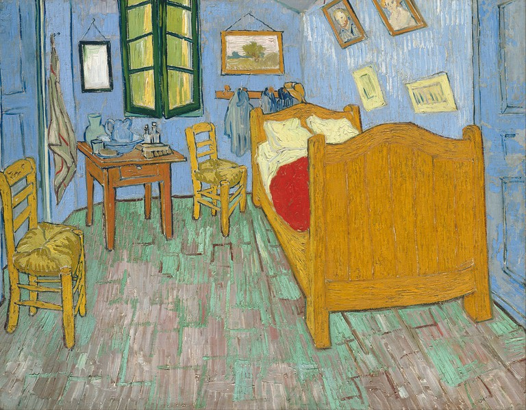 The Bedroom | © Art Institute Of Chicago/WikiCommons