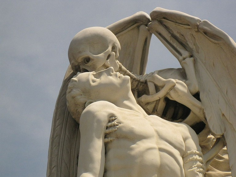 The Kiss of Death | © Enfo / WikiCommons