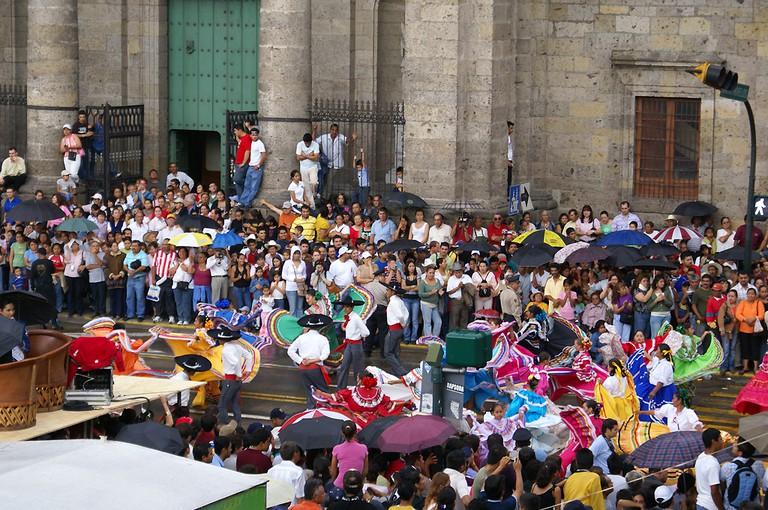 Fiestas Patrias, Guadalajara | © Ute/Flickr