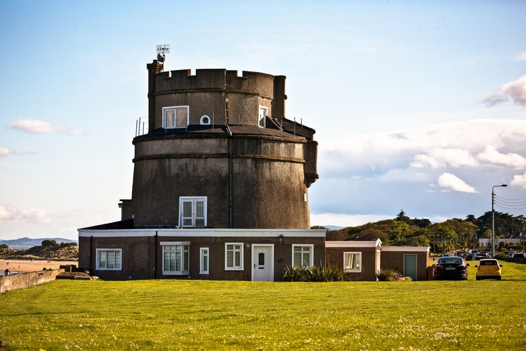 Martello tower, Portmarnock, Dublin