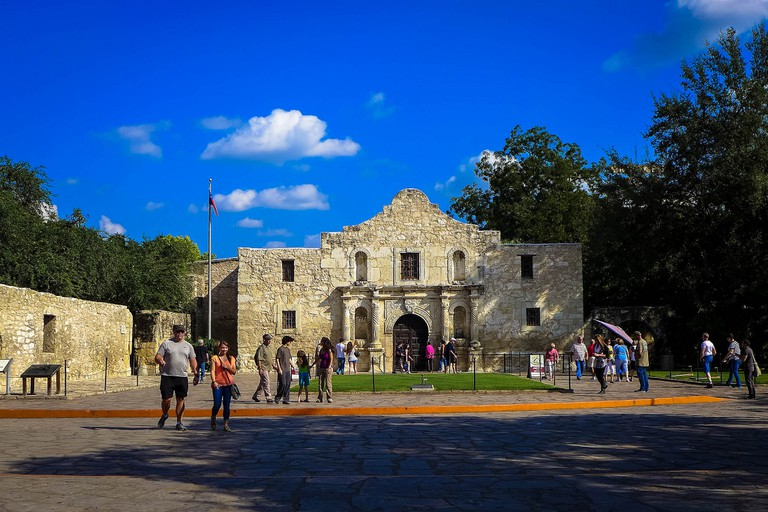 The Alamo | © Laura Bernhardt/Flickr