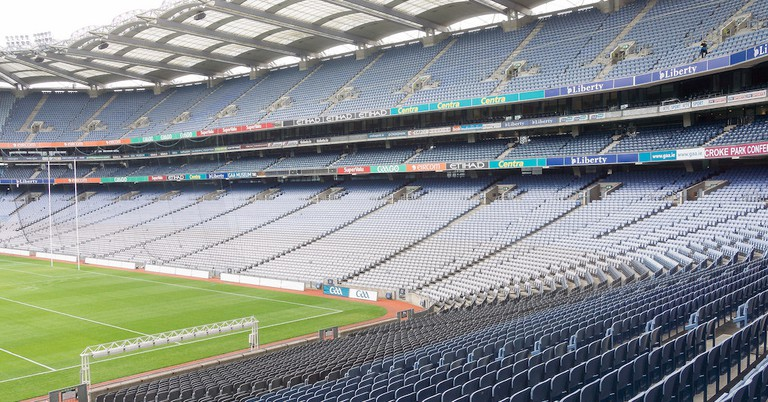 Croke Park | © William Murphy/Flickr