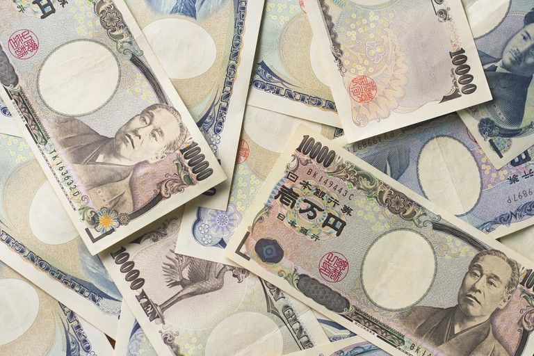 Japan is a cash society | © Japanexperterna