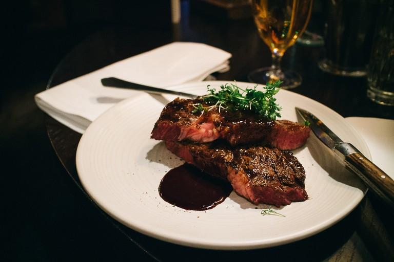 Capital Grille, Brickell Miami | Benjamin Horn/Flickr