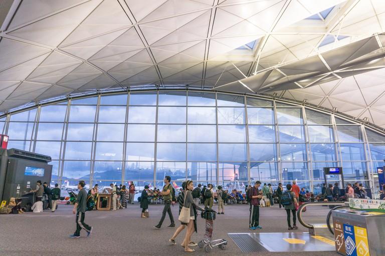 Hong Kong International Airport   IQRemix/Flickr/CC BY-SA 2.0