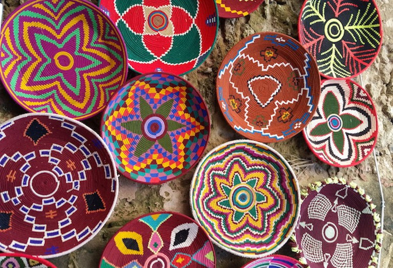 Berber Bread Baskets © Mandy Sinclair