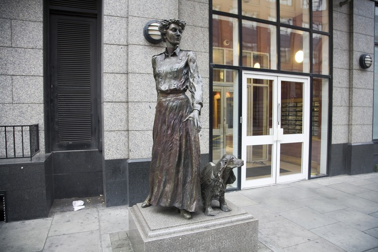 Countess Markievicz | © William Murphy/Flickr