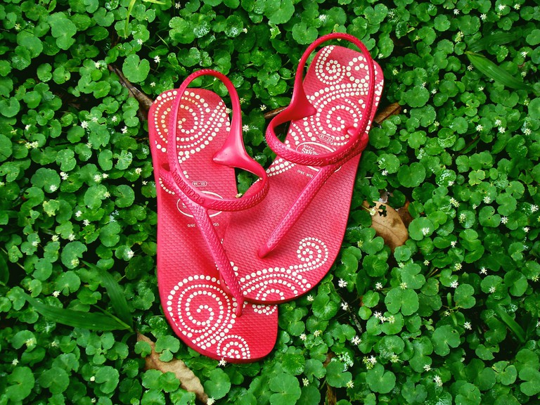 Havaianas are used casually or for dressed-up occasions  © Ana_Cotta/Flickr