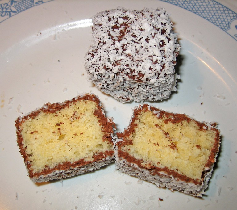 Lamington | © fugzu / Flickr