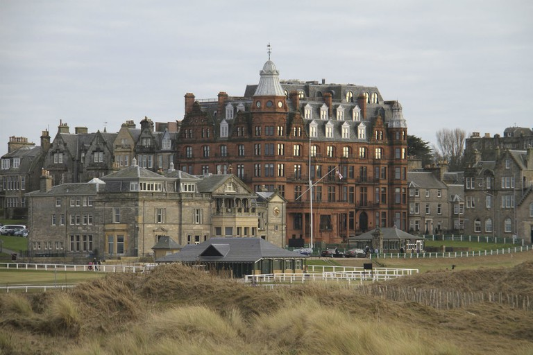 St Andrews | © Ronnie Macdonald/Flickr
