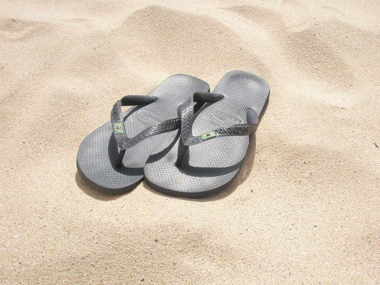 Simple yet chic style of Havaianas  © wendyvanesveld/Flickr