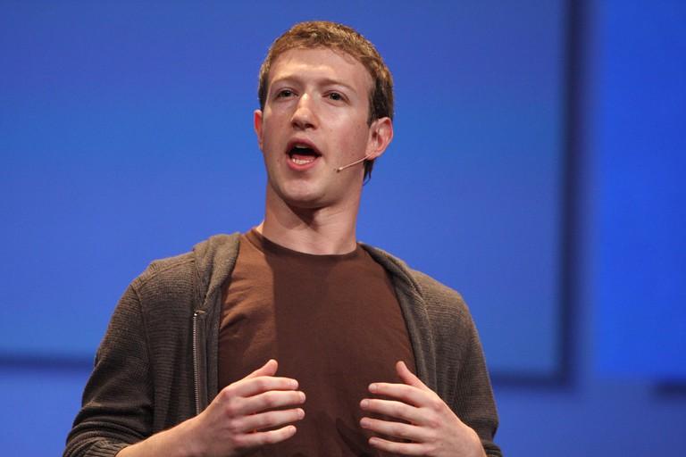 Mark Zuckerberg © Brian Solis/Flickr