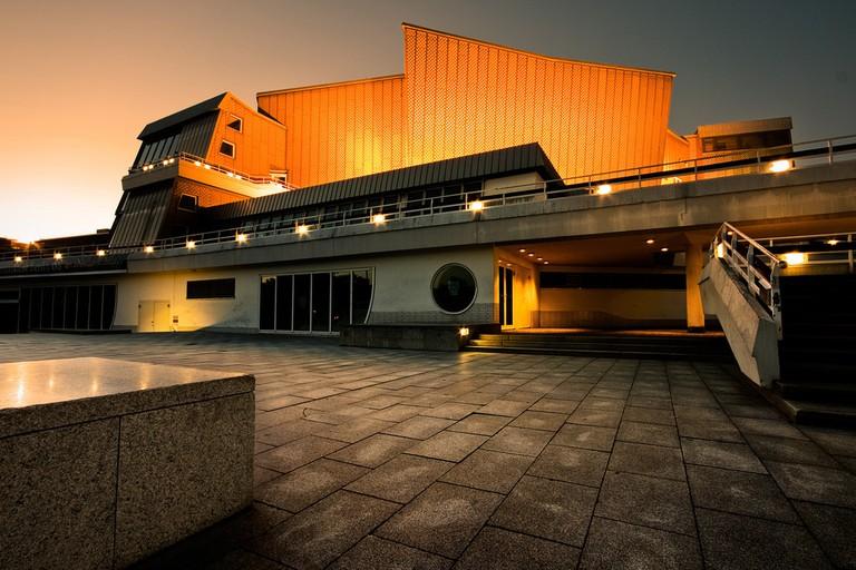 Berlin Philharmonie   © Andreas Levers/Flickr