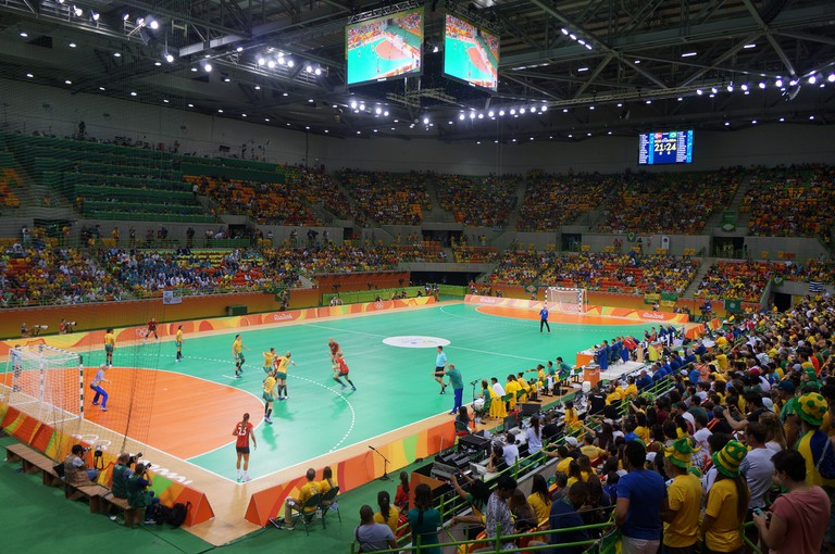 Brazil vs. Norway at 2016 Olympics   © Flickr/Leandro Neumann Ciuffo