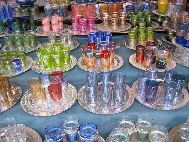 Tea glasses | © Sherwood/Flickr