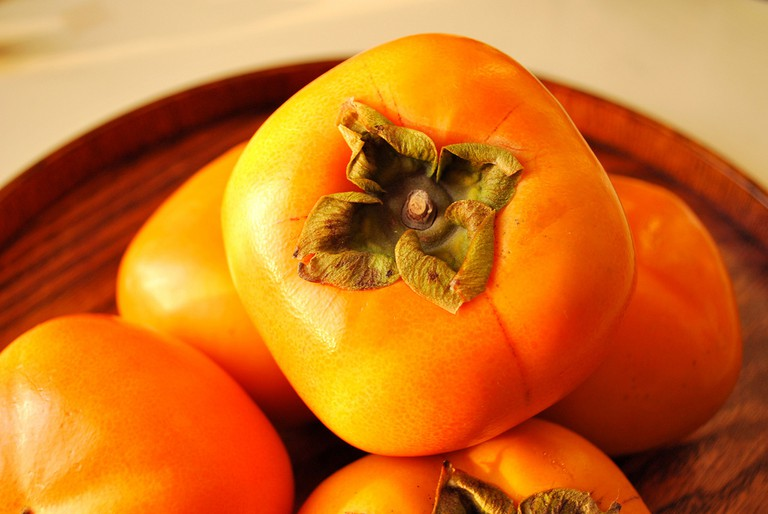 Japanese persimmon | © puamella/Flickr