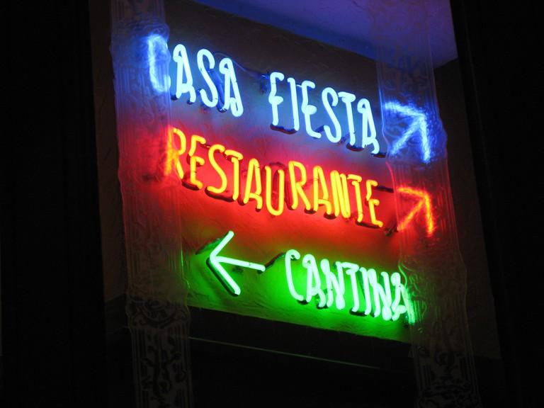 Cantina | © Antonio Zugaldia/Flickr