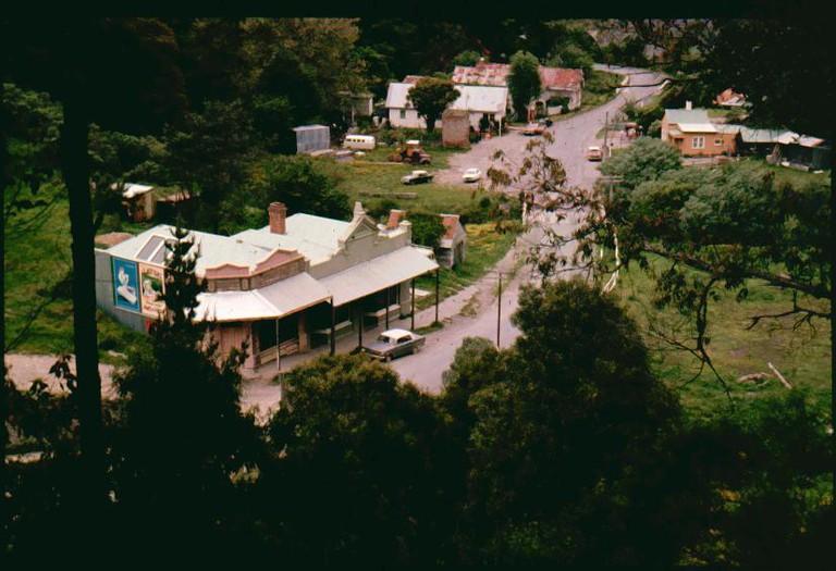 Walhalla in 1975