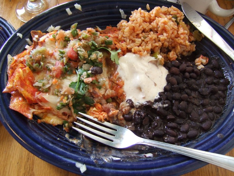 Chilaquiles | © Joe Hall/Flickr