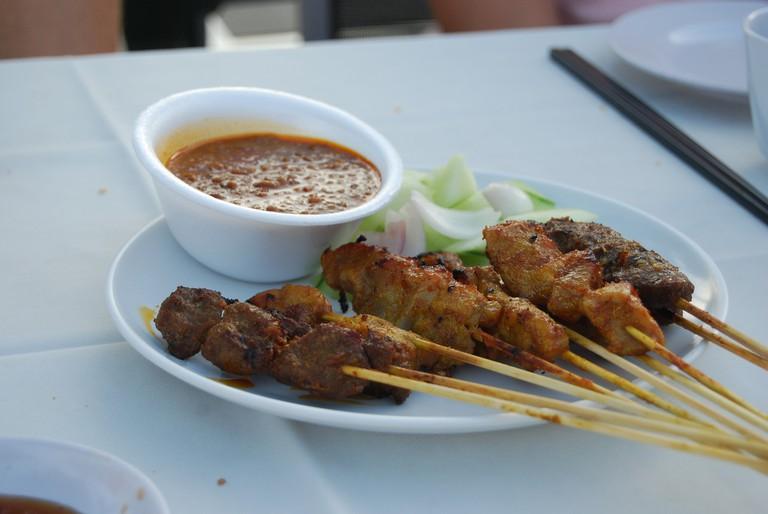 Saté and Kebabs
