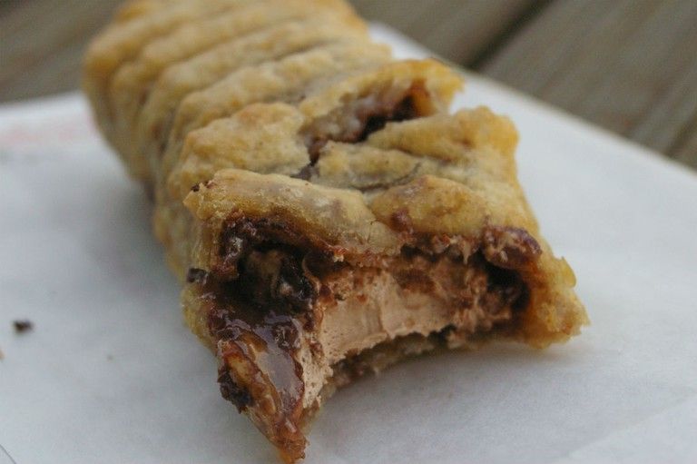 Battered Mars Bar