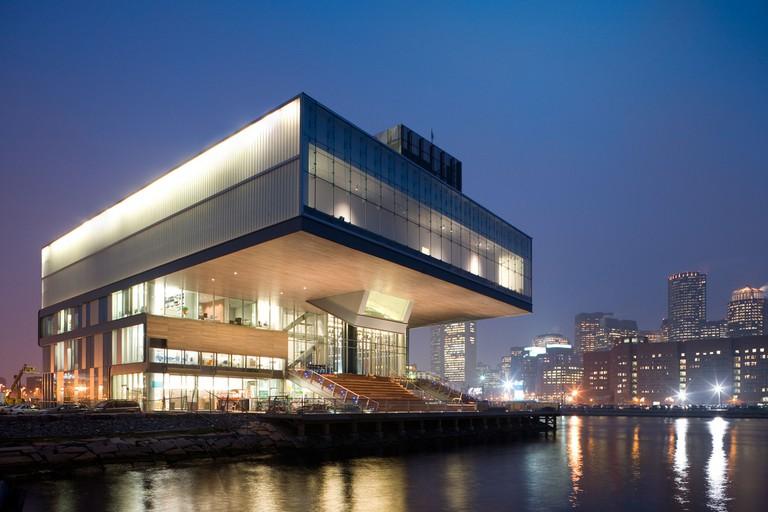 The Institute of Contemporary Art