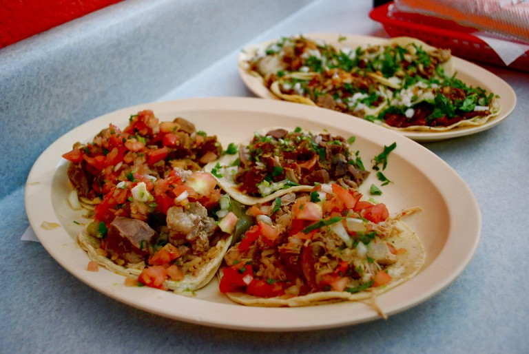 Tacos de lengua | © Sarah Murray/Flickr