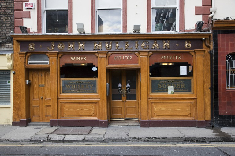 Mulligan's Pub on Poolbeg Street | ©William Murphy/Flickr