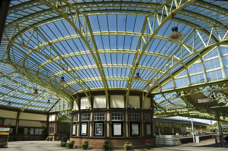 Wemyss Bay Station | © colin houston/Flickr