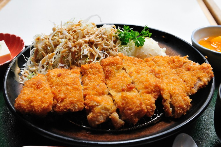 Tonkatsu | © Michael Saechang/Flickr