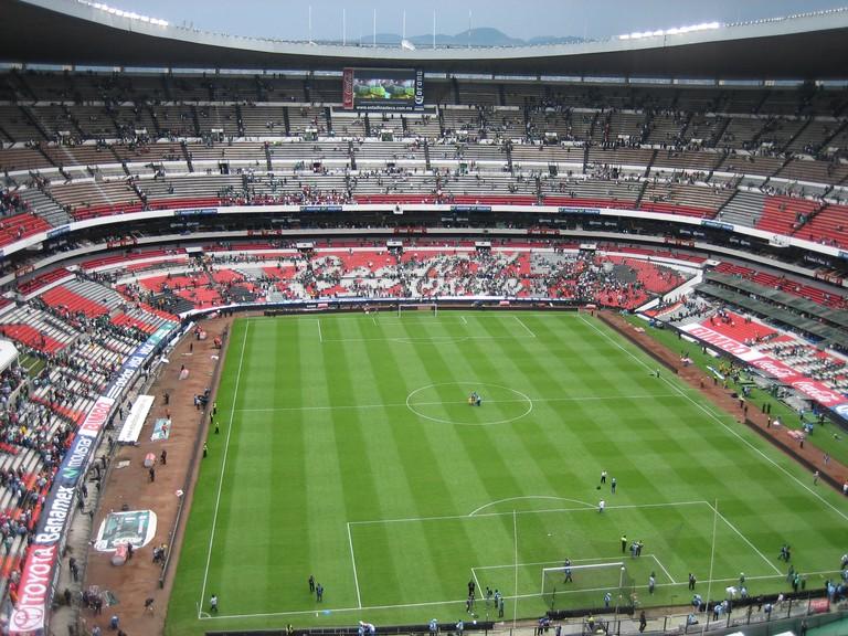 Estadio Azteca   © Ralf Peter Reimann/Flickr