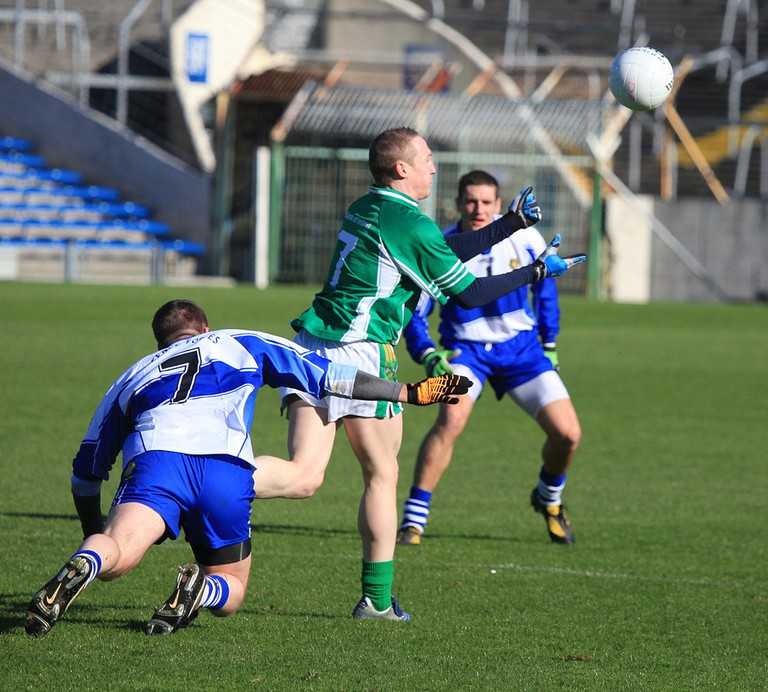 Defence Forces vs BOI Gaelic Football at Semple Stadium | © Irish Defence Forces/Flickr