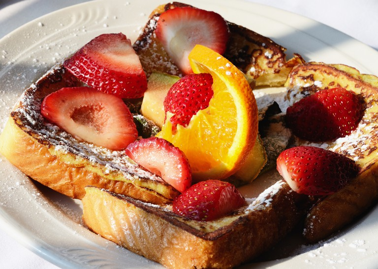 French Toast at King and Prince   © Ralph Daily/Flickr