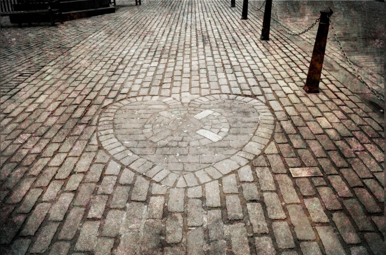 The Heart Of Midlothian | © Nick Callaghan/Flickr