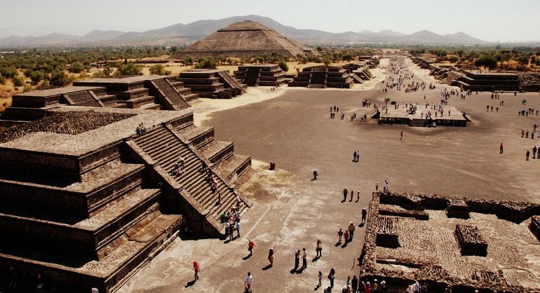 Teotihuacán | © LWYang/Flickr