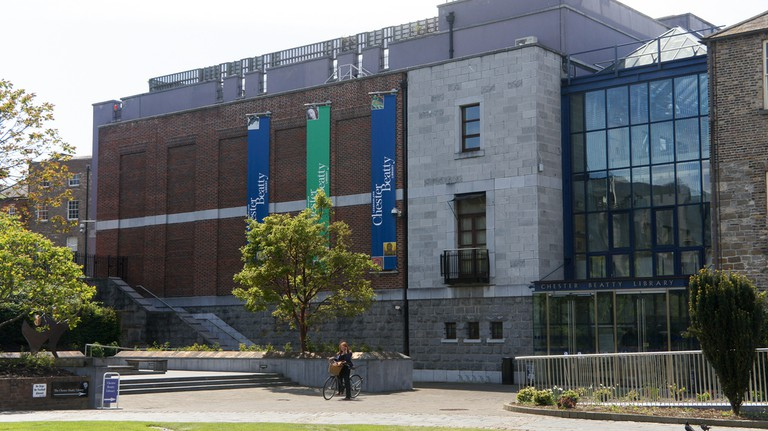 The Chester Beatty Library | ©William Murphy/Flickr