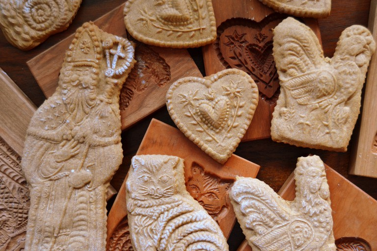 Speculoos in all shapes and sizes | © Turku Gingerbread/Flickr