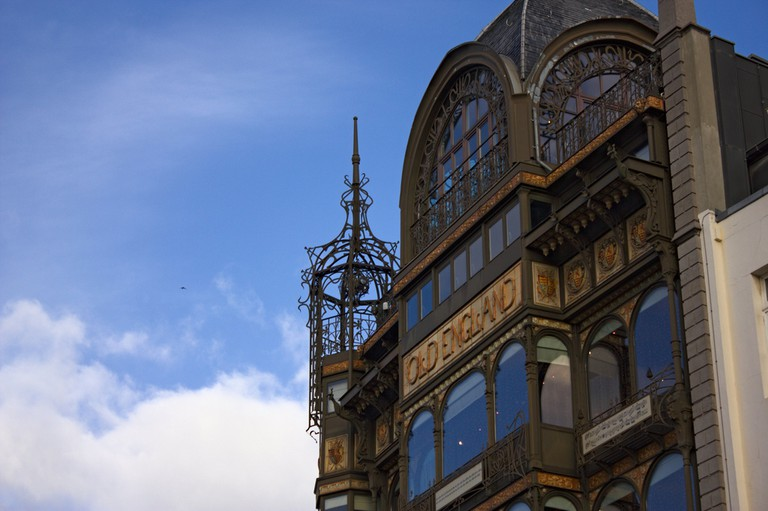 Paul Saintenoy's Art Nouveau masterpiece provides an exceptional setting for a collection of more than 1,200 instruments | © Roberto Cacho Toca/Flickr