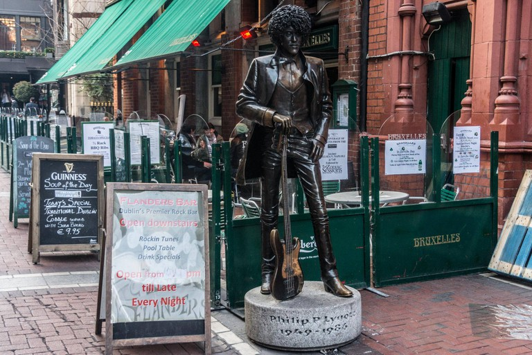 Phil Lynott by