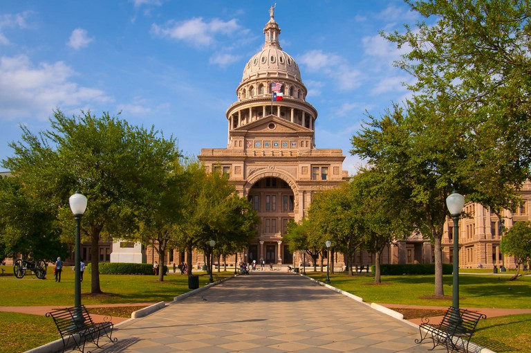 The Texas Capitol © Stuart Seeger/Flickr