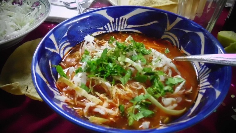 Pozole Rojo | © Martha Silva/Flickr