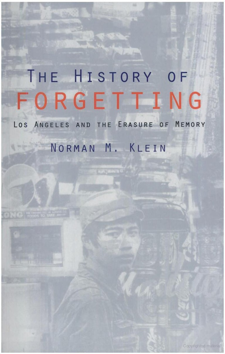 'The History of Forgetting'