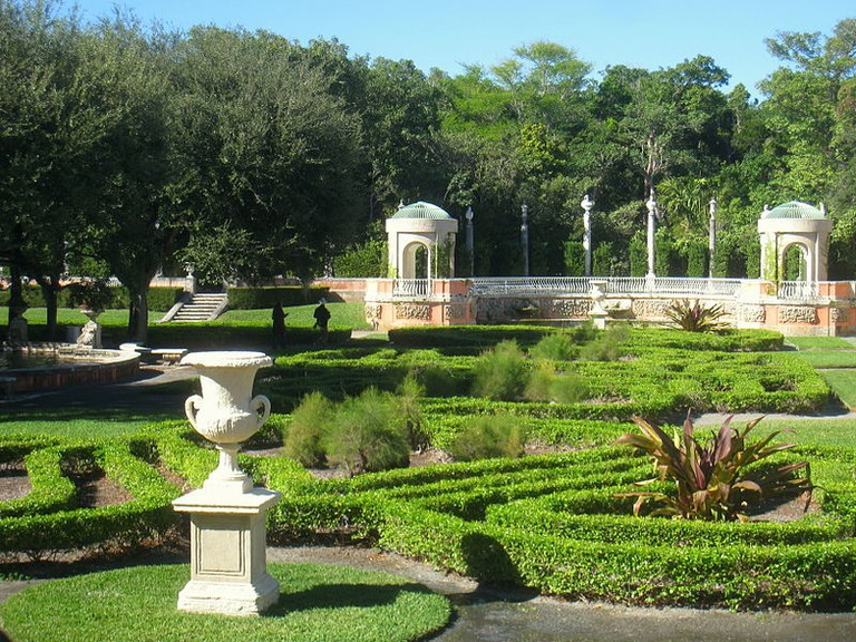 These magnificent gardens have been kept as close to the original designs of Diego Suarez, the Colombian landscape architect hired by Deering in 1914